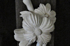 The Flowers Mounted