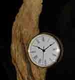 Ash Wood Clock